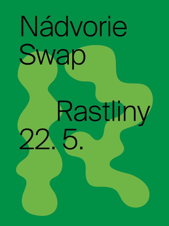 Nádvorie SWAP: rastliny
