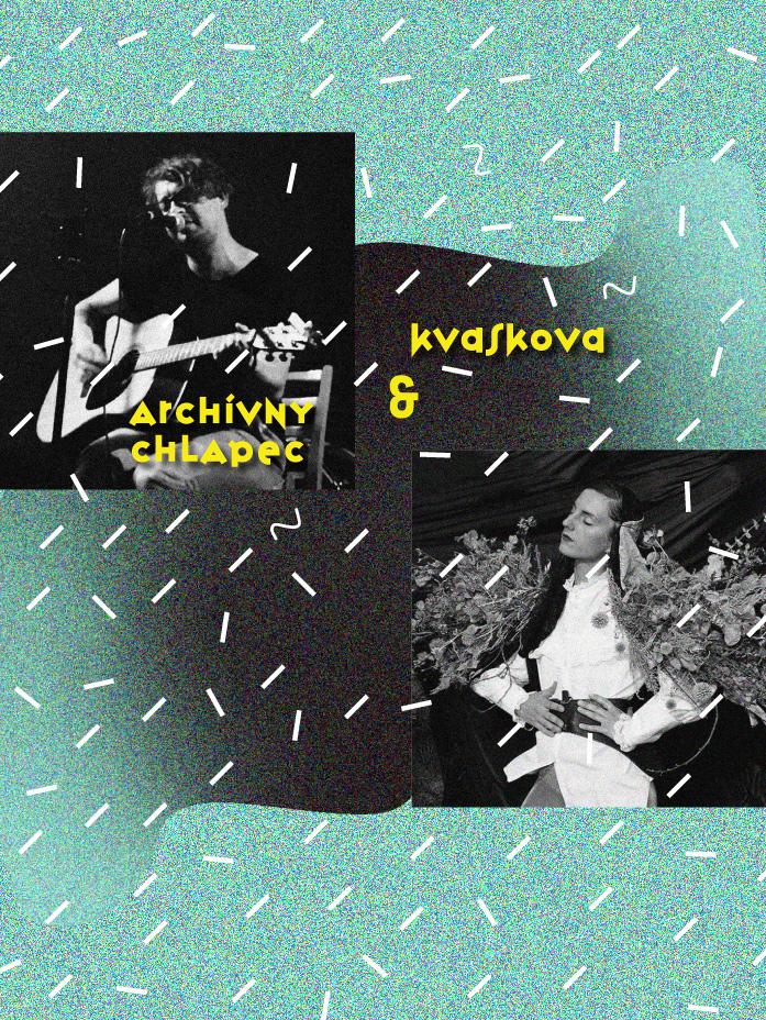 Archívny chlapec + Kvaskova