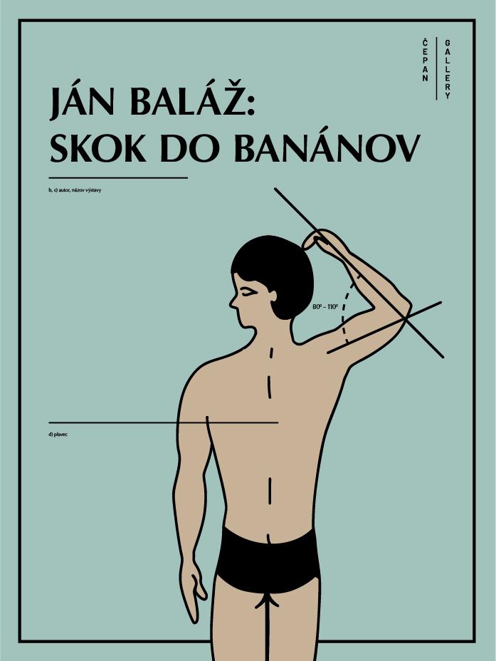 Ján Baláž: Skok do banánov