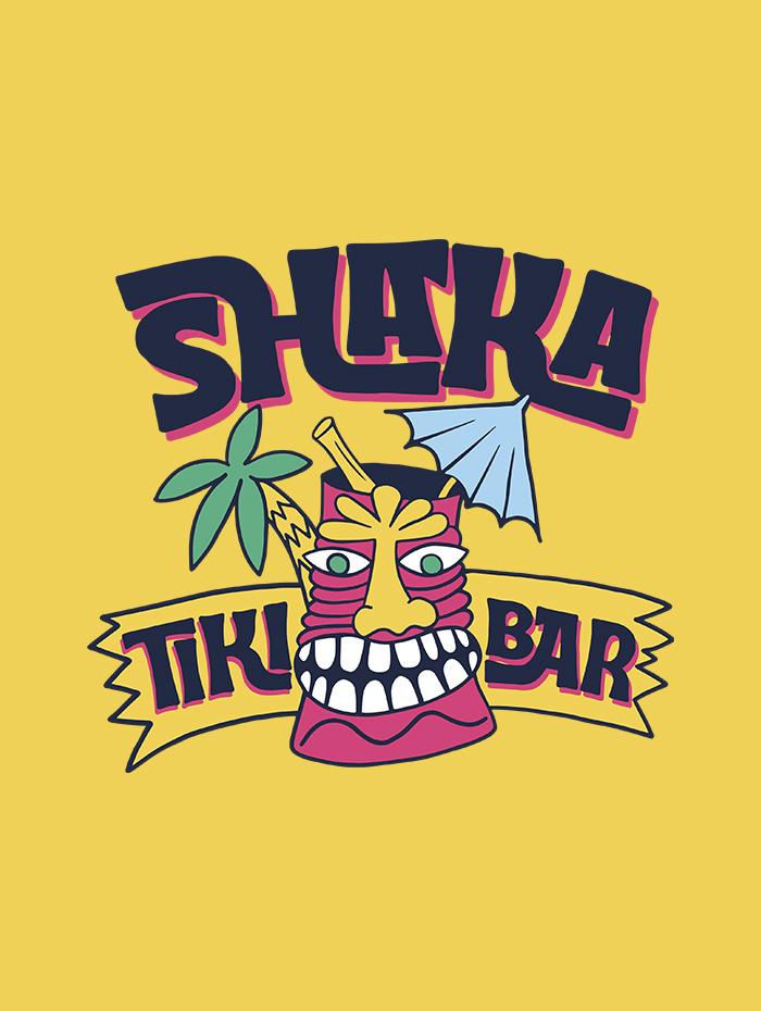 Otvorenie Shaka Tiki Baru
