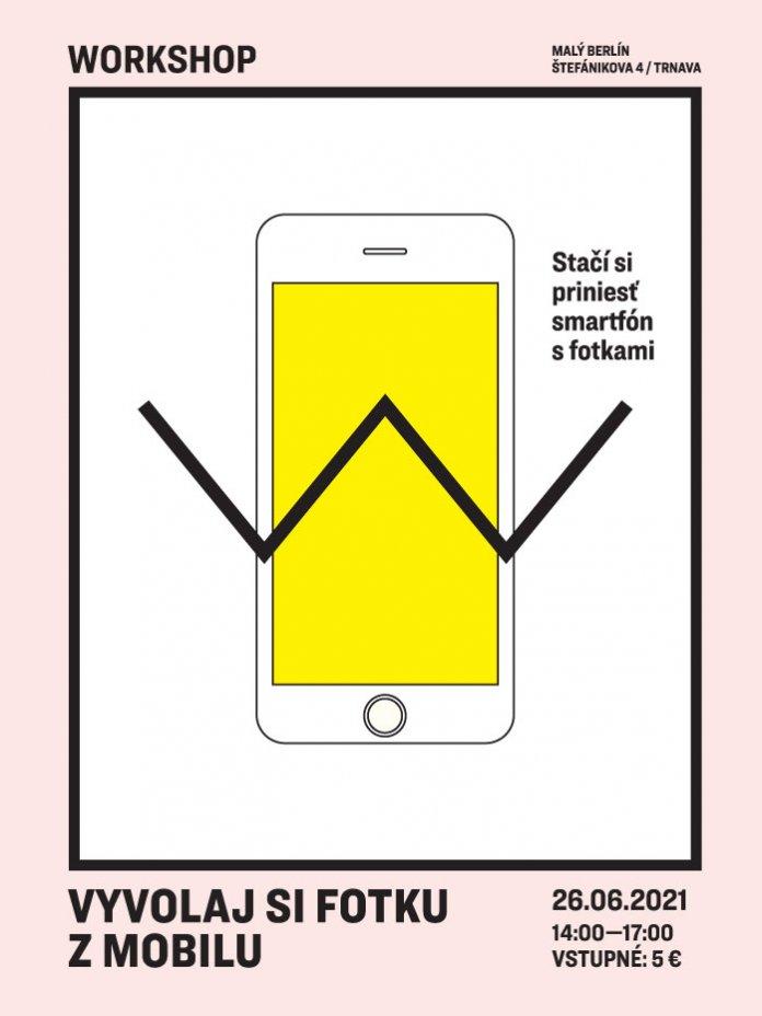 Workshop: Vyvolaj si fotku z mobilu