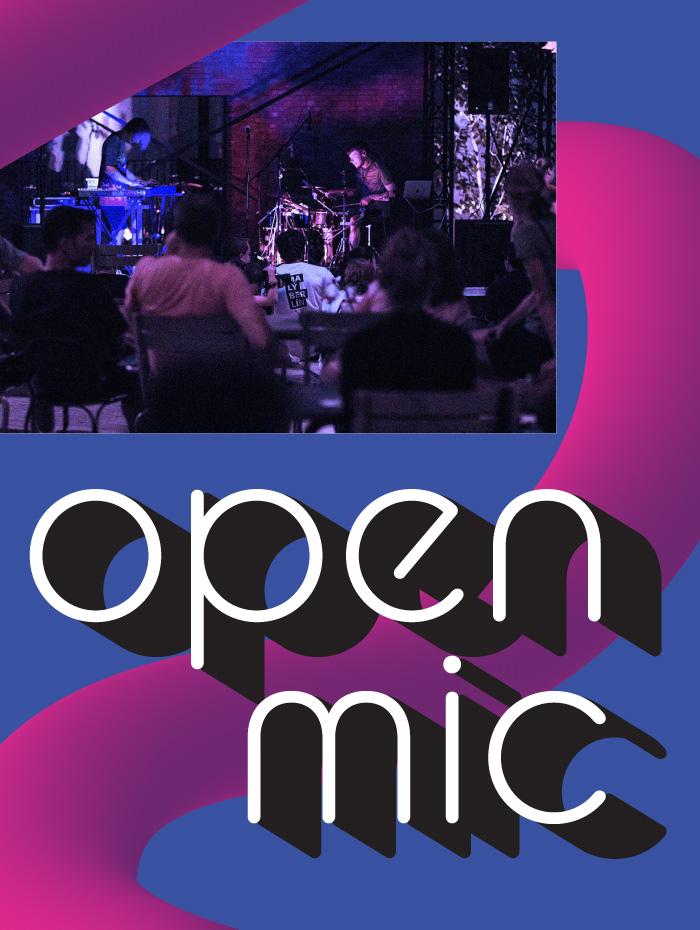 Open mic vol. 1