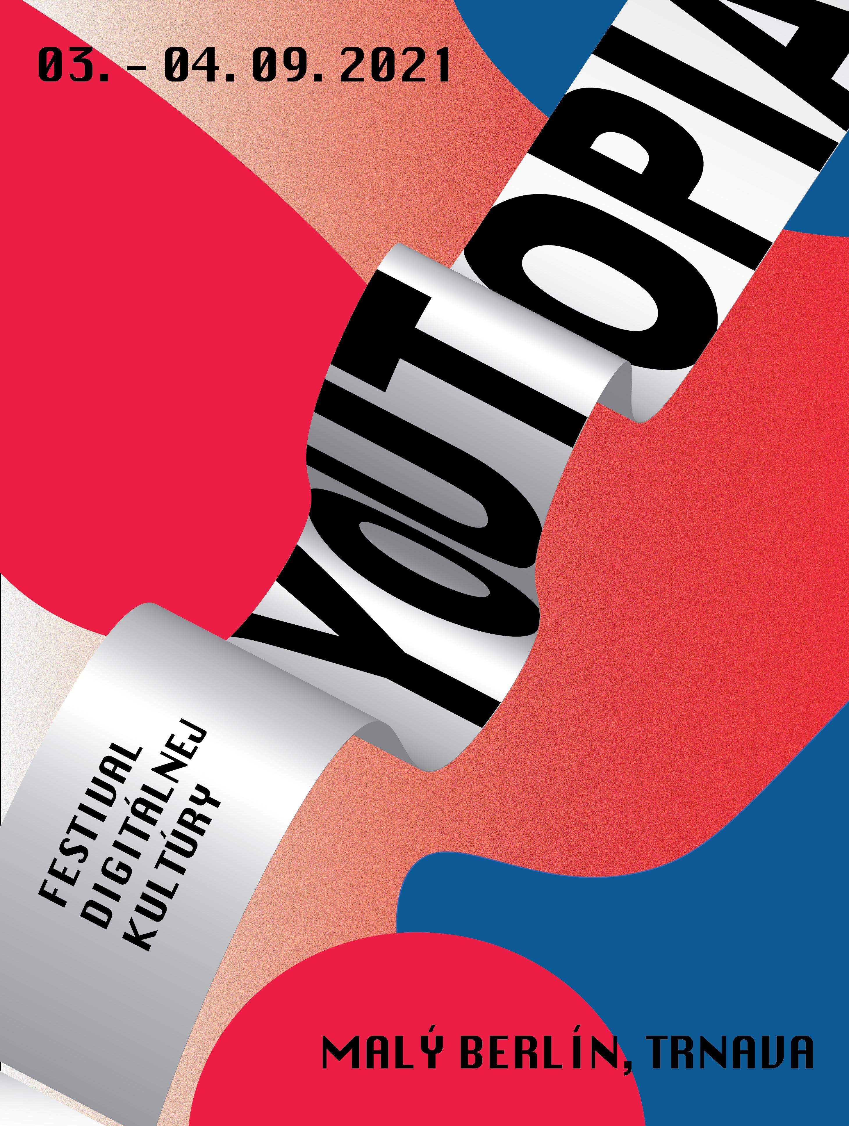 YouTopia 2021   Festival digitálnej kultúry