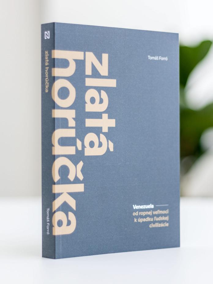 O Venezuele a knihe Zlatá horúčka